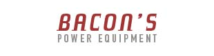 Bacon's Equipment